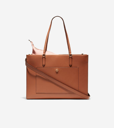 Cole Haan トートバッグ COLE HAAN★Grand Ambition Three-In-One Toteトートバッグ A4可(12)