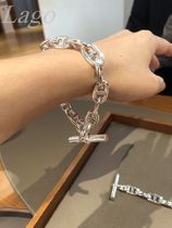 HERMES♪ブレスレットChaine D'ancre GM♪