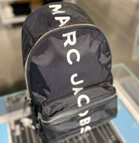 MARC JACOBS(マークジェイコブス) マザーズバッグ MARC JACOBS ロゴ プリント マザーズバッグ バックパック