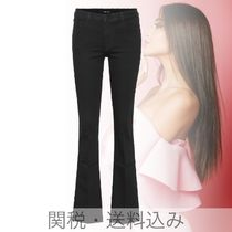 Sallie mid-rise flared jeans