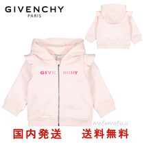 ★GIVENCHY★ ジバンシィ ピンク ロゴ スウェットジャケット