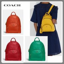【COACH】Carrie Backpack 23/バックパック各色