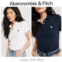 Abercrombie & Fitch(アバクロ) ポロシャツ 大人気〓Abercrombie & Fitch 定番アイコン セクシー Polo