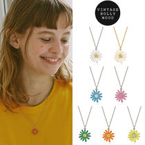 VINTAGE HOLLYWOOD(ヴィンテージハリウッド) ネックレス・ペンダント ★BTS ジン着用★日本未入荷 ネックレス Vintage Daisy Necklace