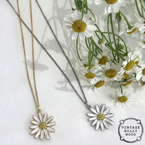 ★BTS ジン着用★日本未入荷 ネックレス Vintage Daisy Necklace