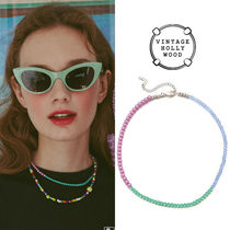 VINTAGE HOLLYWOOD(ヴィンテージハリウッド) ネックレス・チョーカー BTS V着用★日本未入荷 ネックレス Color Spread Beads Necklace