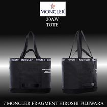 ★20AW★新作★7 MONCLER FRAGMENT★TOTE トートバッグ