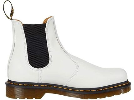 Dr Martens ショートブーツ・ブーティ 【SALE】Dr. Martens 2976 Yellow Stitch Chelsea Boot(6)