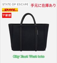 State of Escape◇City East West tote/ユニセックス/黒/追跡便