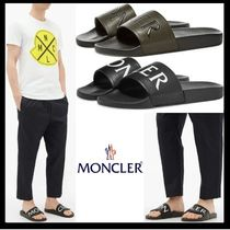 MONCLER / Logo Pool Slider【送料関税込】