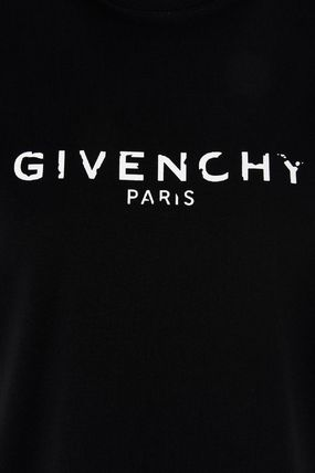 GIVENCHY Tシャツ・カットソー GIVENCHY ジバンシー ヴィンテージロゴ Tシャツ 大人気!!(6)