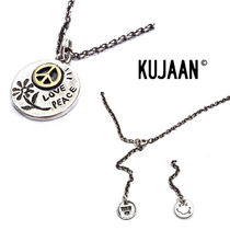 KUJAAN(クジャーン) ネックレス・チョーカー ★BTS RM着用★日本未入荷 韓国 ネックレス love&peace necklace