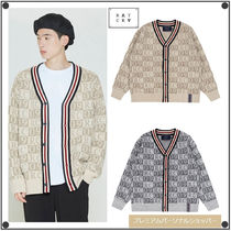 日本未入荷ROMANTIC CROWNのRC JACQUARD PATTERN CARDIGAN 全2色