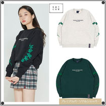 日本未入荷ROMANTIC CROWNのMODERN LAUREL SWEATSHIRT 全3色