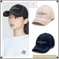 日本未入荷ROMANTIC CROWNのRMTCRW BASIC BALL CAP 全3色