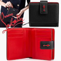 Christian Louboutin☆Paloma Mini Wallet☆二つ折り財布☆送込