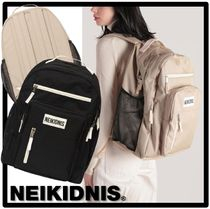 NEIKIDNIS(ネイキドニス) バックパック・リュック ★送料・関税込★NEIKIDNIS★TRAVEL BACKPACK バックパック★
