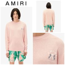 【AMIRI】☆20-21AW☆ BEVERLY HILLS AMIRI SWEATER