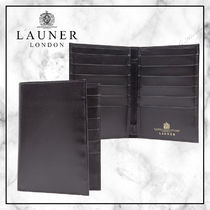 ◆Launer 20SS 最新作◆TWELVE CARD HIP WALLET◆EBONY BLACK