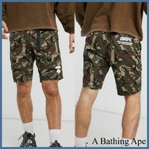 AAPE By A Bathing Ape/ *アクアスポーツ カモフラ柄 ショーツ*