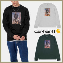 Carhartt(カーハート) Tシャツ・カットソー 新作[Carhartt WIP]L / S 1998 Ad Jay One Tシャツ3色☆送料込み