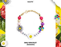 SALUTE FLOWER ANARCHY BRACELET