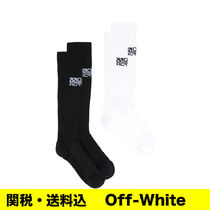 OFF-WHITE ロゴ 靴下 セット