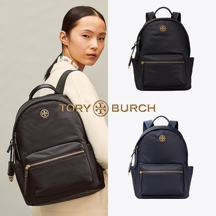 Tory Burch バックパック・リュック 即発★TORY BURCH★PIPER ZIP BACKPACK 73857