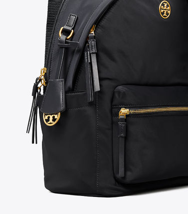 Tory Burch バックパック・リュック 即発★TORY BURCH★PIPER ZIP BACKPACK 73857(5)
