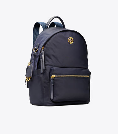 Tory Burch バックパック・リュック 即発★TORY BURCH★PIPER ZIP BACKPACK 73857(8)