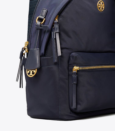 Tory Burch バックパック・リュック 即発★TORY BURCH★PIPER ZIP BACKPACK 73857(10)