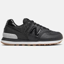 【英国発】New Balance 574 ニューバランス Black with Magnet