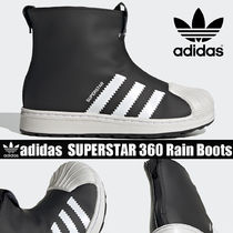 キッズ◆ADIDAS ORIGINALS◆SUPERSTAR 360 Rain Boots◆大人気◆