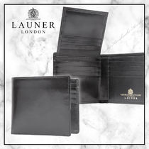 ◆Launer 20SS 最新作◆SIXTEEN CARD WALLET◆EBONY BLACK