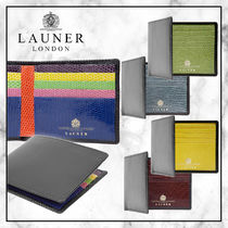 ◆Launer 20SS 最新作◆EIGHT CREDIT CARD WALLET◆5色展開