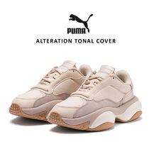 PUMA正規品★ALTERATION TONAL COVER(TAPIOCA-SILVER CLOUD)