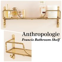 【Anthropologie】Francis Bathroom Shelf おしゃれ☆棚
