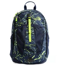THE NORTH FACE YOUTH RECON SQUASH BACKPACK, BLUE GRANITE