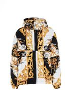 VERSACE(ヴェルサーチェ) ダウンジャケット VERSACE◎Barocco ダウンジャケット A85195A235725A7027