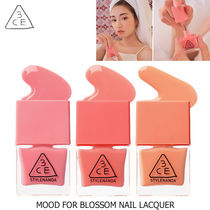 [3CE]MOOD FOR BLOSSOM NAIL LACQUER ネイル3種スペシャルキット