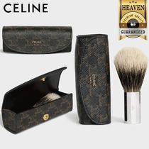 累積売上総額第1位!【CELINE】BRASS SHAVING BRUSH_4M0162AB3