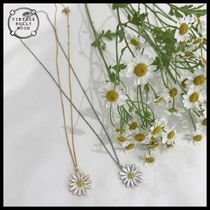 ◆VINTAGE HOLLYWOOD◆ VINTAGE DAISY NECKLACE (2色) 韓国人気