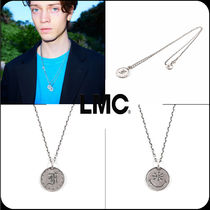 KUJAAN(クジャーン) ネックレス・チョーカー [ LMC]★韓国大人気★ FUZZ x KUJAAN COIN PENDANT NECKLACE