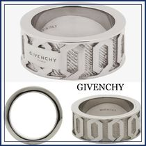 ◇Givenchy◇チェーン リング シルバー【送料込】