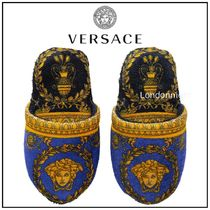 【VERSACE HOME】新作 アイラブ バロック スリッパ
