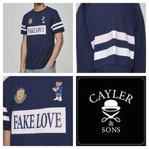 【CAYLER&SONS】CONTROLLA POLO プリントTシャツ