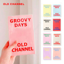 OLD CHANNEL★日付書込みタイプ PVCカバー付 GROOVY DAYS DIARY