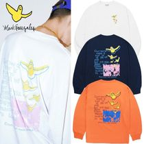★MARK GONZALES★DRAWING ANGEL LONG SLEEVE