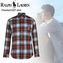 洒落感抜群◆POLO RALPH LAUREN◆Checked EST shirt
