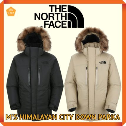 ★THE NORTH FACE★M'S HIMALAYAN CITY DOWN PARKA